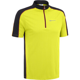 Gonso Moro - Maillot manches courtes Homme - jaune